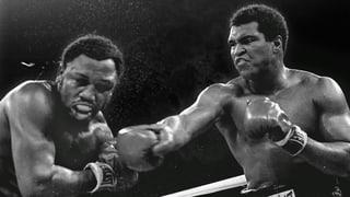 Alis ewiger Kampf im und neben dem Ring