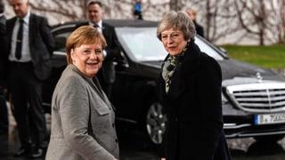 Theresa May sieht «Bemühungen» nach ihrer Europa-Tour