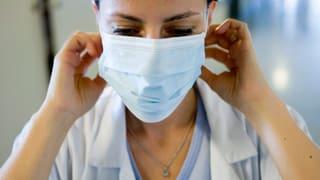 Genf führt Maskenpflicht in Spitälern ein