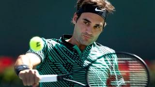 Federer mit guter Auslosung in Indian Wells