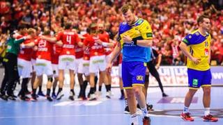 Dänemark wirft Schweden aus dem Turnier (Artikel enthält Video)