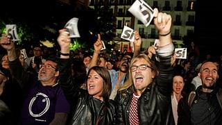 Protestparteien punkten bei Spaniens Kommunalwahl