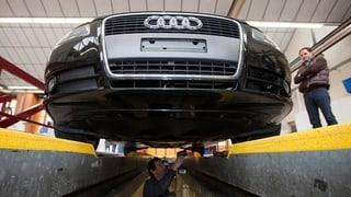 20 Millionen für neue Auto-Prüfanlagen (Artikel enthält Audio)