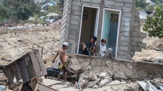 Mehr als 6 Millionen für Menschen und Wiederaufbau gesammelt