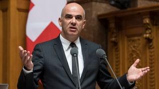 Refurma da rentas – la discordia en il parlament cuntinua
