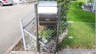 Briefkasten-Norm: Ohne Milchkasten gibt's keine Post