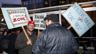 Pfiffe und Rücktrittsforderungen in Genf