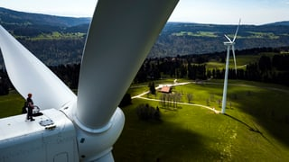 «Volksentscheid hilft Windkraft auf moralischer Ebene»