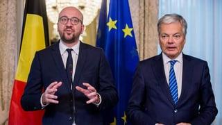«Das Vorgehen der belgischen Regierung ist sehr ungewöhnlich»