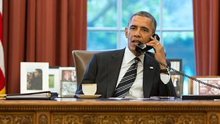 Obama flankiert Atomgespräche mit dem Iran