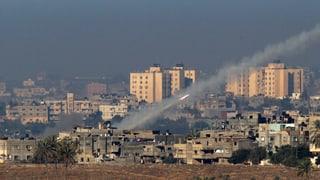 Schwerste Kämpfe zwischen Israel und Hamas seit Jahren
