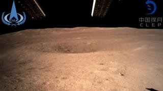 Löst China das Rätsel der Geburt des Mondes?