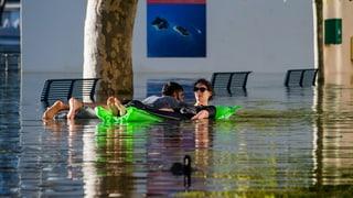 Neue Regenfälle im Tessin erwartet – dennoch herrscht Optimismus