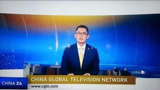 China strahlt sein Weltbild in die Wohnstuben