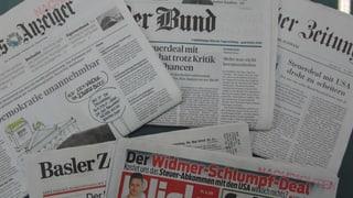 Medienschau: Ein Deal unter US-Diktat