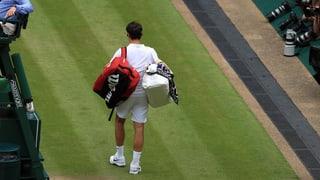 Out per Federer a Wimbledon