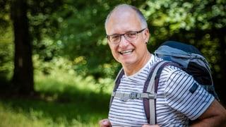 Auf dem Walserweg mit Marcel Hähni (Artikel enthält Video)