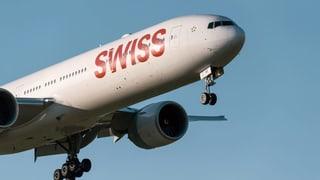 Swiss: Record da passagiers e da gudogn