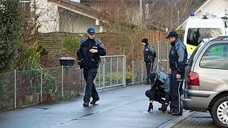 Einvernahme des Täters von Rupperswil wird Wochen dauern