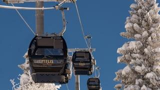 An der Schweizer Börse sind drei Bergbahn-Unternehmen kotiert. Alle operieren äusserst erfolgreich und ihre Aktien steigen markant.