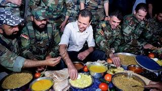 «Assad ist nur noch an der Macht, weil er so brutal ist»