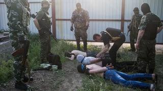 Ostukraine: Folter als Waffe