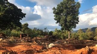 Wie der Zyklon «Idai» in Simbabwe wütete