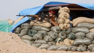 IS soll Im Irak Chemiewaffen gegen Kurden eingesetzt haben