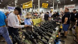 Obama sagt laxen Waffengesetzen den Kampf an