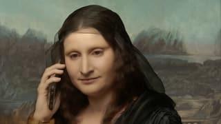 Video «Bilder allein zuhaus: Mona Lisa (23/30)» abspielen