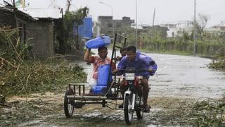 «Manghkut» fordert mehrere Todesopfer
