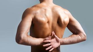 Drei Übungen für einen starken Rücken