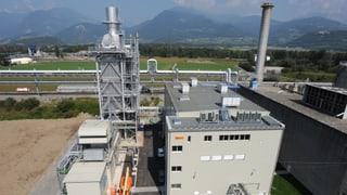 Alpiq verkauft ein Kraftwerk im Wallis