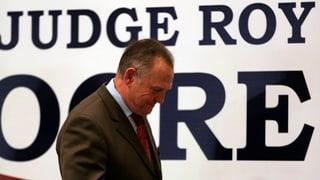 «Roy Moore im Senat wäre eine Hypothek für die Republikaner gewesen», sagt Politologe Torben Lütjen. Wie er darauf kommt, lesen Sie hier.