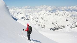 Video «Hohe Gipfel, tiefe Täler: Val d'Anniviers» abspielen