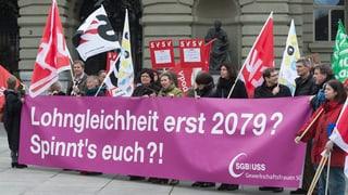 Kontrollbehörde soll Lohngleichheit durchsetzen