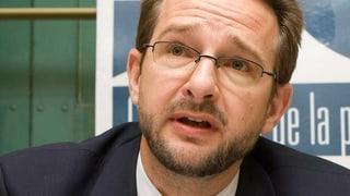 Thomas Greminger soll neuer OSZE-Generalsekretär werden. Er galt schon lange als Favorit für den Posten. Seine Wahl ist für Mittwoch vorgesehen.