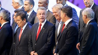 WM-Coaches: Erfahrung steht hoch im Kurs