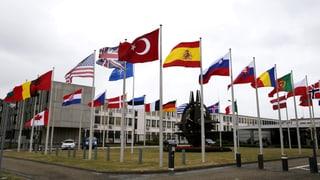 Die Nato justiert ihre Blickrichtung