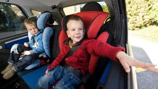 Zürcher Taxis verlangen zu Unrecht Zuschläge für Kindersitze