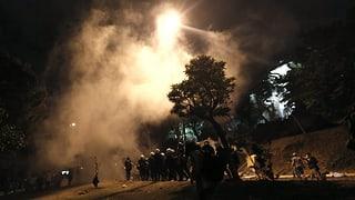 Trotz Entschuldigung: Türkische Polizei bleibt hart