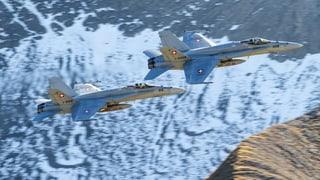 Aviatica militara limitada