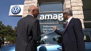 Amag an der Leine von Volkswagen