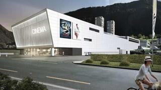 Nov kino a Cuira curt avant construcziun