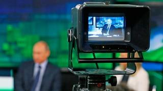 «PR-Strategen des Kremls verwandeln alles in ein Spektakel»