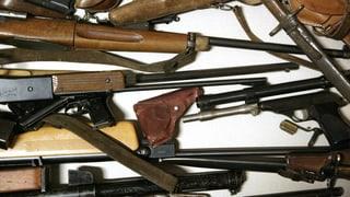 95'000 Schweizer mit Waffenverbot belegt