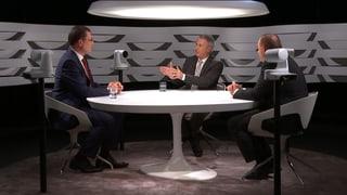 Video «10 Jahre nach der Finanzkrise: Können wir wieder Vertrauen haben?» abspielen
