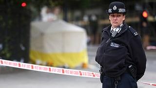 Kein Terror-Motiv bei Messerattacke in London