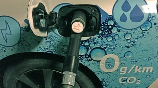Mit dem Wasserstoff-Auto in die Zukunft? (Artikel enthält Audio)
