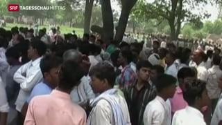 Mutter eines indischen Vergewaltigungsopfers aus Rache attackiert